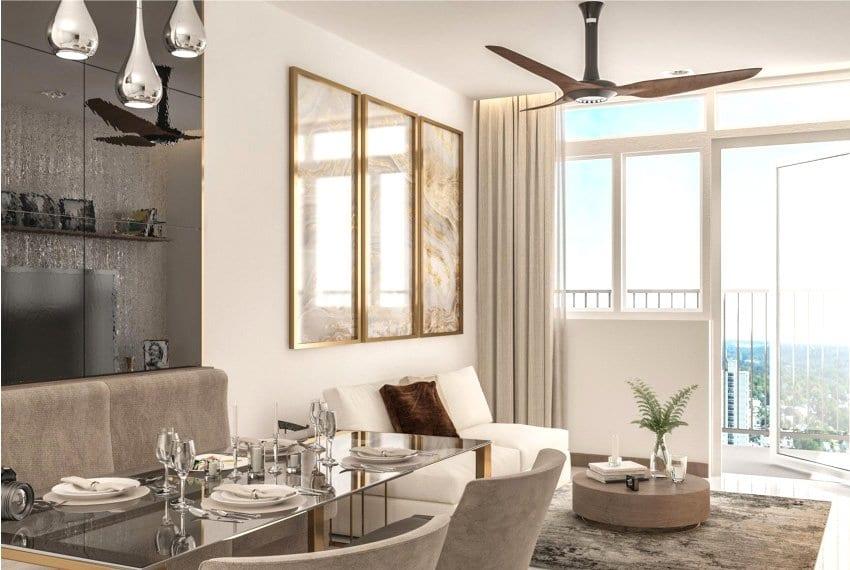 city-clou-cebu-unit-for-sale-dining-area