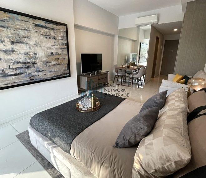 mandani-bay-quay-studio-unit-for-sale-bedroom-top-view-profile
