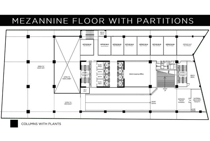 bare-shell-office-for-rent-near-ayala-floor-plan-2