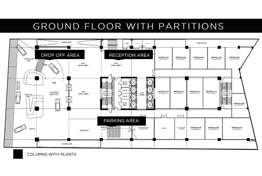 bare-shell-office-for-rent-near-ayala-floor-plan-3