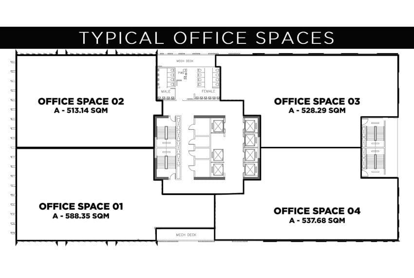 bare-shell-office-for-rent-near-ayala-floor-plan