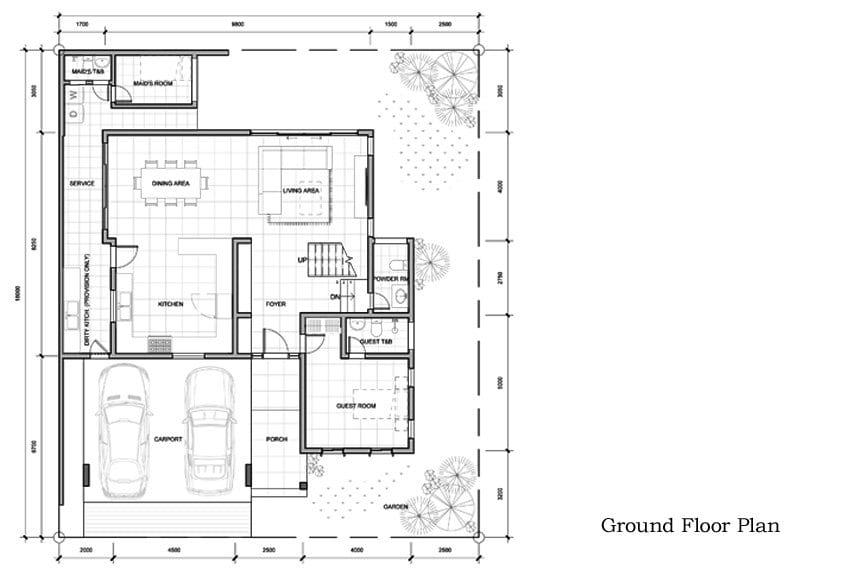 gated-community-house-for-sale-in-cebu-ground-floorplan